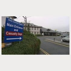 New on our local hospitals. West Cornwall to be Urgent Treatment Centre.