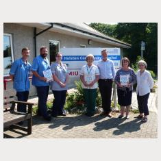 NHS 70th Birthday Helston Communtiy Hospital