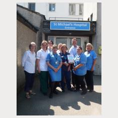 St Michaels NHS 70th Celebrations