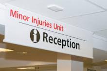 Current status at Minor Injury Units Cornwall